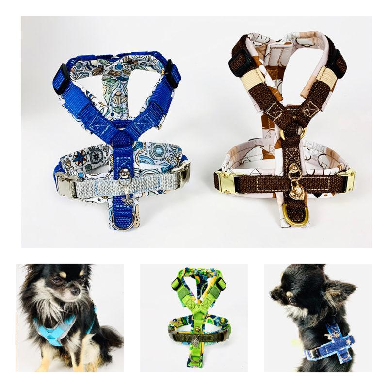 Hundedecken Mäntel und Hundegeschirre